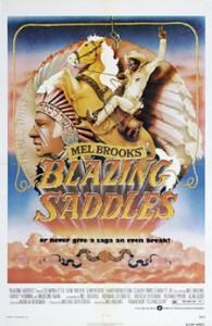 Etc Guy poster Blazing Saddles