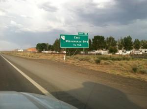 east winnemucca exit