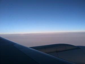 Somewhere over Greenland (E. Miller)