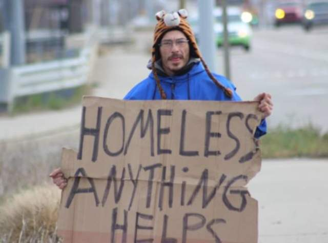 the homeless and professional panhandlers essay  · i have a problem with the professional beggar and panhandler problem isn't the homeless, it's the professional panhandler (letter) print email.