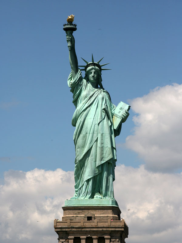 it s the statue of liberty not the statue of equality post scripts