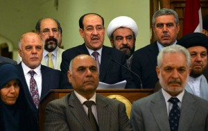 IRAQ-POLITICS-GOVERNMENT-UNREST