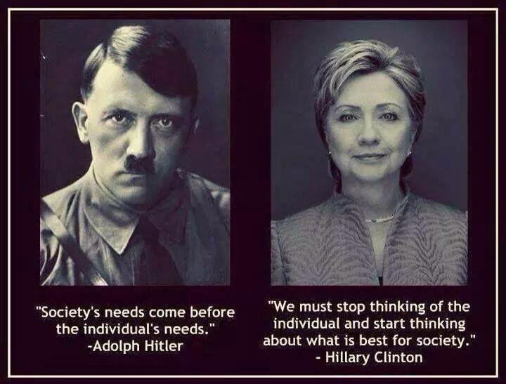 f82a90992bad6 Hillary Runs from Socialist Label