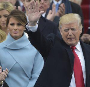 Trump innauguration day