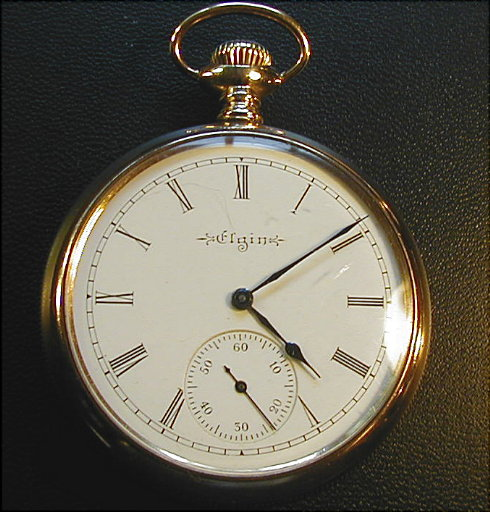 Old Elgin Watches