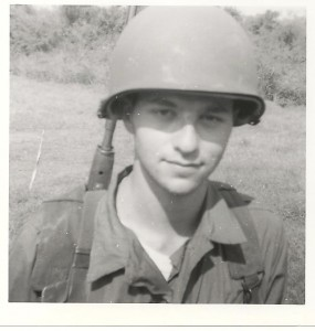 Phil in Vietnam, 1966