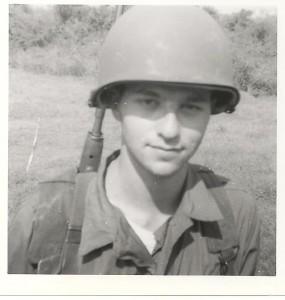 Phil in Vietnam, 1966