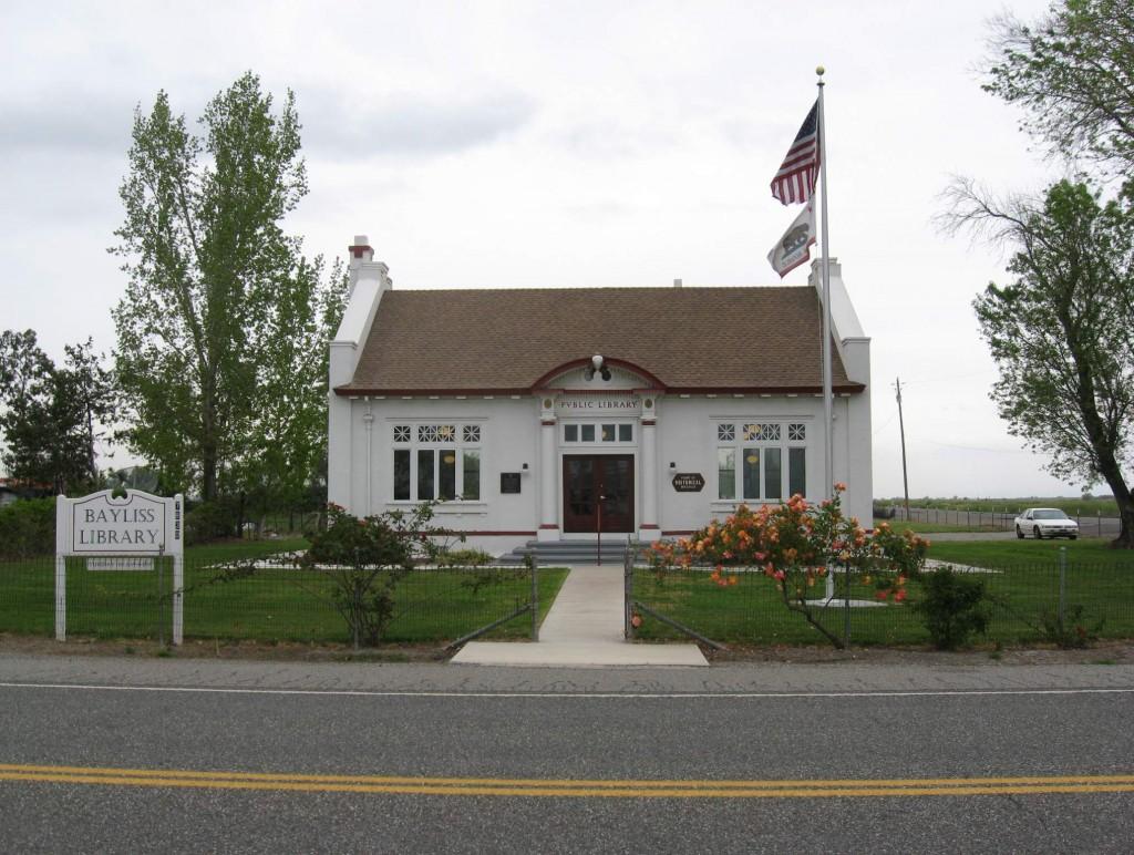Bayliss Library 7APR09 - 1