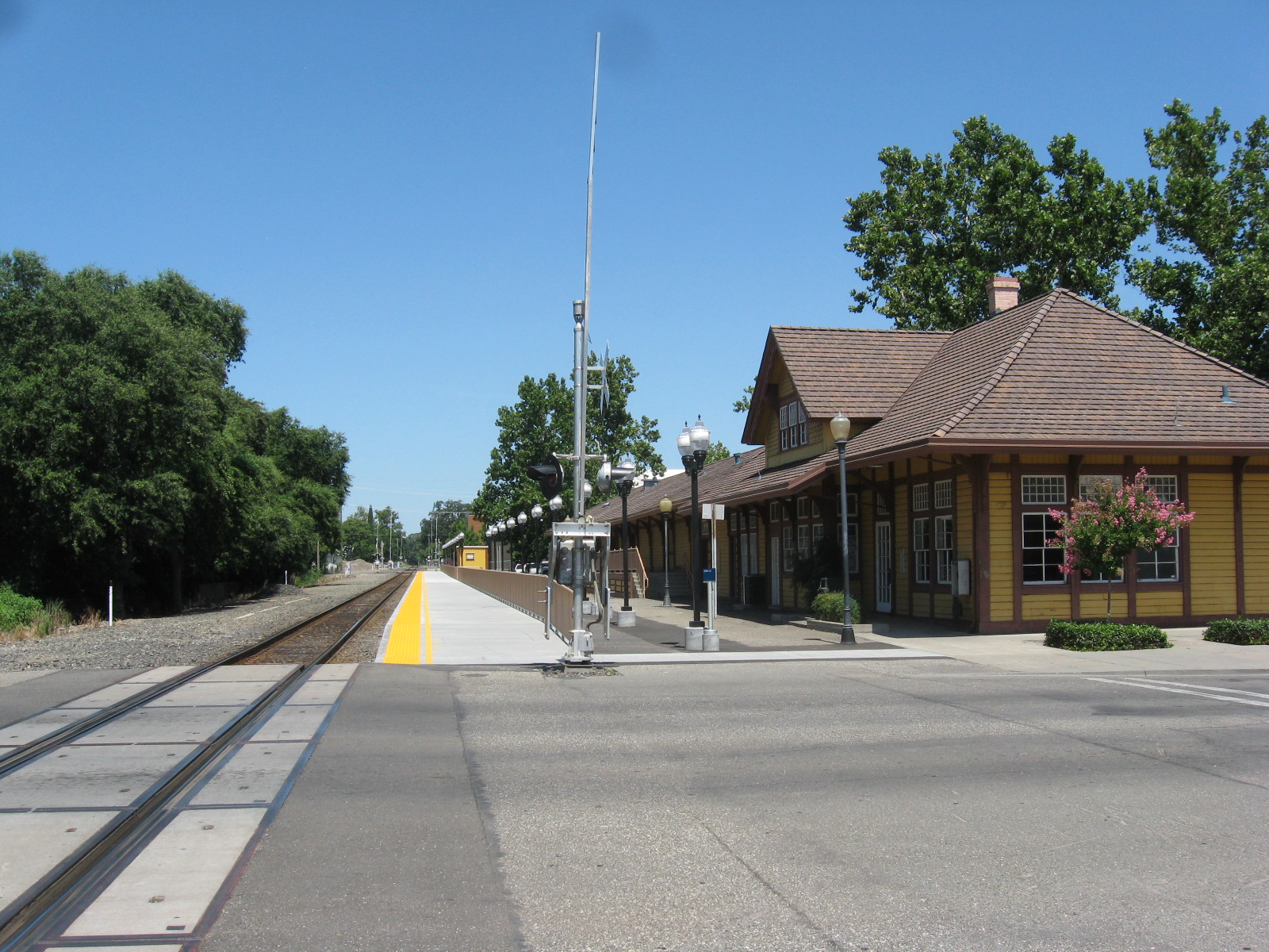Rail All There Is To Know About Amtrak Service In Chico Planes